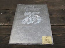 VTG Hallmark Memory Book Silver Anniversary Our 25 years of Marriage