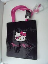 Hello Kitty Blanco y Negro Material Compras Bolso Cartera-Nuevo TAPAOJOS Kitty