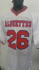 Adult Football Jersey  AK Medium  Alouettes #26 bmfa