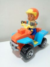 GO DIEGO GO - 4 WHEEL QUAD BIKE with DIEGO in HELMET FIGURE