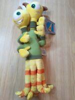 Walt Disney Pixar Monsters University Terry & Terri Plush Stuffed Animal New Gif