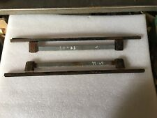 1  -  ORIGINAL 1PAIR 1964-66  CHEVY GMC TRUCK LOWER WINDOW CHANNEL TRACKS