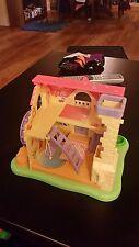 Hamtaro Ham - Ham House Hamster Dollhouse Playset Rare 2002