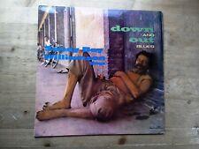 Sonny Boy Williamson Sings Down & Out Blues Very Good Vinyl Record NPL 28036