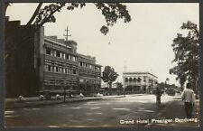 Postcard Bandung in West Java Indonesia the Grand Hotel Preanger early RP