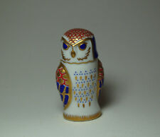 Imari Ware Collector's Treasury of Owls Franklin Mint