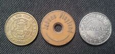 PAKISTAN LOT OF 3 DIFFERENT TOKENS JABEES & PLAYLAND LOT 4