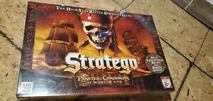 Stratego Pirates of the Caribbean At Worlds End Strategy Game Made in USA NIB