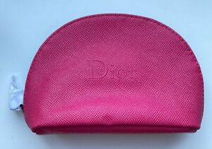 DIOR COSMETIC/MAKEUP BAG POUCH CLUTCH PINK VIP GIFT