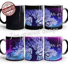 Harry Potter mug HP Magic Color Changing mug After all this time? Always..