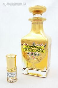 36ml Orchid Flower by Al Haramain - Traditional Arabian Perfume Oil/Attar
