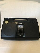 Philips iPod&iphone Dock (DC185/37) FM Digital Tuner, MP3 W/ Dynamic Bass Boost