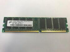 1GB PC-2100 266MHZ NONECC DESKTOP MEMORY RAM