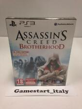 ASSASSIN'S CREED BROTHERHOOD DA VINCI EDITION - PS3 - NUOVO SIGILLATO NEW ITA