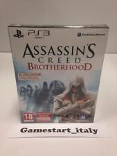 ASSASSIN'S CREED BROTHERHOOD DA VINCI EDITION - PS3 - NUOVO SIGILLATO NEW ITA