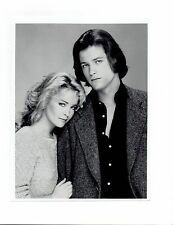 1981 Original ABC Photo Greatest American Hero actress Faye Grant & Michael Pare