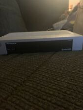 Motorola Xfinity Cable Box Set Top Box With Remote And Cables