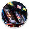 2 x Vinyl Stickers 7.5cm - Retro Arcade Machine Gaming Gamer Cool Gift #16088