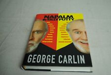 Napalm and Silly Putty by George Carlin (2001, Hardcover)