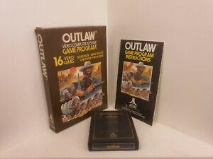 Outlaw, Atari 2600