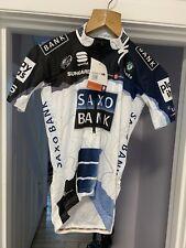 Sportful Saxo Bank 2010 pro race XL jersey. Unworn, tagged