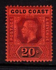 SG84 GOLD COAST/20-Viola & Nero/Rosso-montato Nuovo di zecca