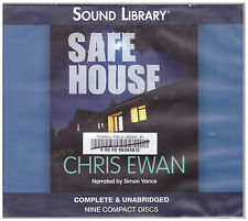 Safe House Chris Ewan Audio Book Cds