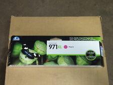 New Genuine HP 971XL MAGENTA High Yield Original Ink Cartridge CN627AM FREE SHIP