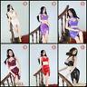 "JIAOU DOLL JOA-43 1/6 Female PU Leather Skirt Clothes Fit 12"" PH TBL Figure Body"