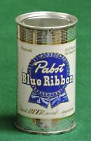 PABST BLUE RIBBON BEER, PABST BREWING CO. NEWARK, N.J. FLAT TOP CAN # 110-26