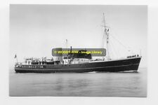 rp3084 - Trinity House Ship - THV Patricia - photo 6x4