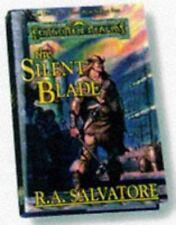The Silent Blade (Forgotten Realms: Fantasy Adventure) Salvatore, R.A. Hardcove