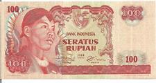 INDONESIA, 100  RUPIAH, 1968, UNC