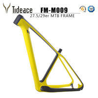 Cycling Carbon Fiber Mountain Bicycle Frames 29ER PF30 Customized Color Painting