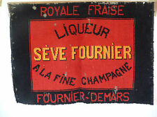 Tapis de carte publicitaire Sève Fournier - Demars