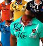 Herren T-Shirt Polo Shirt Kurzarm Clubwear Trend Sommer design M L XL XXL NEU