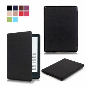Schutz Hülle für Amazon neue Kindle Paperwhite 2018 Smart Tasche Etui Cover Case