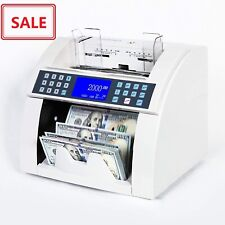Ribao Bc 2000v High Speed Currency Counter Uvmg Counterfeit Money Counter