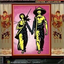 Electric Ladyland III Techno Animal, Alec Empire, DJ Spooky, Spectre.. [CD]