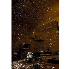 Home Ceiling Wall Star Projector Lamp Starry Night Sky Cosmos Night Light CO