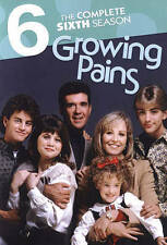 Growing Pains: The Complete Sixth Season 6 (DVD, 2015, 3-Disc Set)
