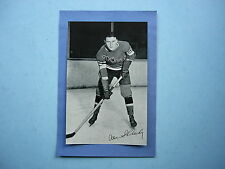 1934/43 BEEHIVE CORN SYRUP GROUP 1 HOCKEY PHOTO ALEX SHIBICKY BEE HIVE SHARP!!