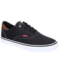 Levi's® -Ethan Sneakers- Color: Black/Tan- Men's Size 11- Brand New!!