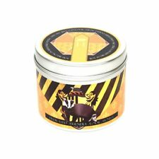 Hufflepuff house scented candle hufflepuff badger bookish candle harry potter