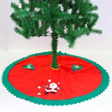 LK _ por ejemplo _ Papá Noel árbol de Navidad Falda soportes Adornos Fiesta
