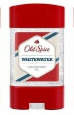 OLD SPICE WHITEWATER GLEAR GEL STICK ANTI-PERSPIRANT MAN
