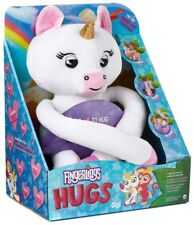 WOW WEE FINGERLINGS HUGS GIGI PLUSH WHITE UNICORN 40+SOUNDS FREE PRIORITY SHIP