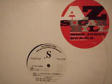 "AZ + MISS JONES - SUGAR HILL (12"")  1995!!!  RARE!!!"