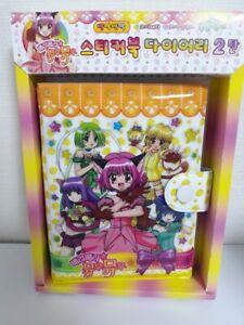 Tokyo Mew Mew  Sticker Book Diary anime manga TMM Diary