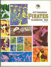 Pgh Pirates, 1968 Yearbook, Clean